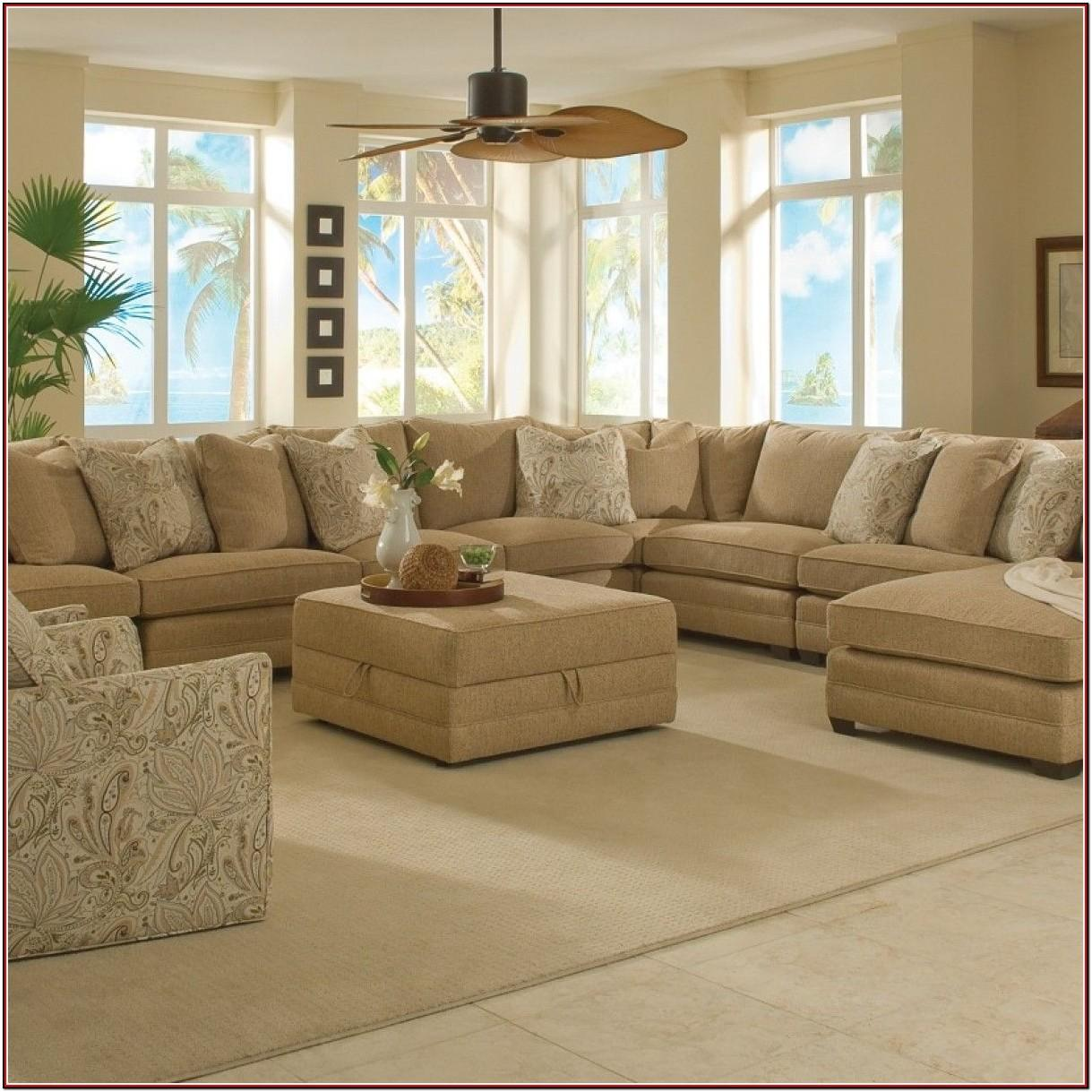 Large Couch In Small Living Room