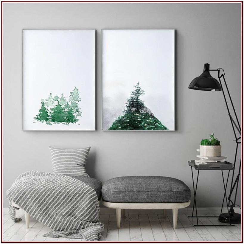 Large Framed Art For Living Room