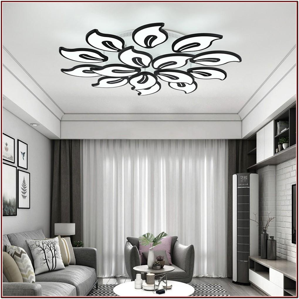 Large Living Room Light Fixtures