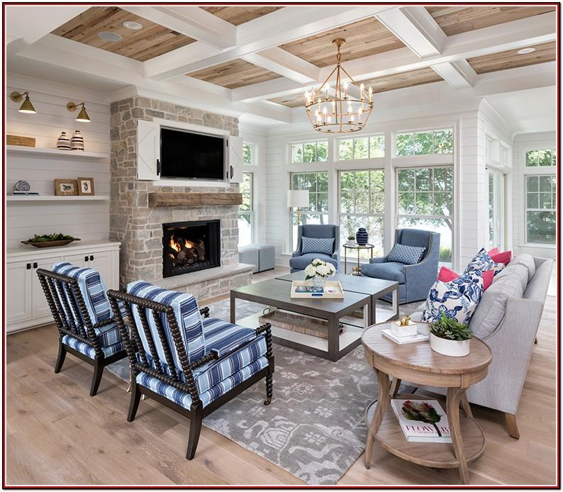 Large Living Room Setup Ideas