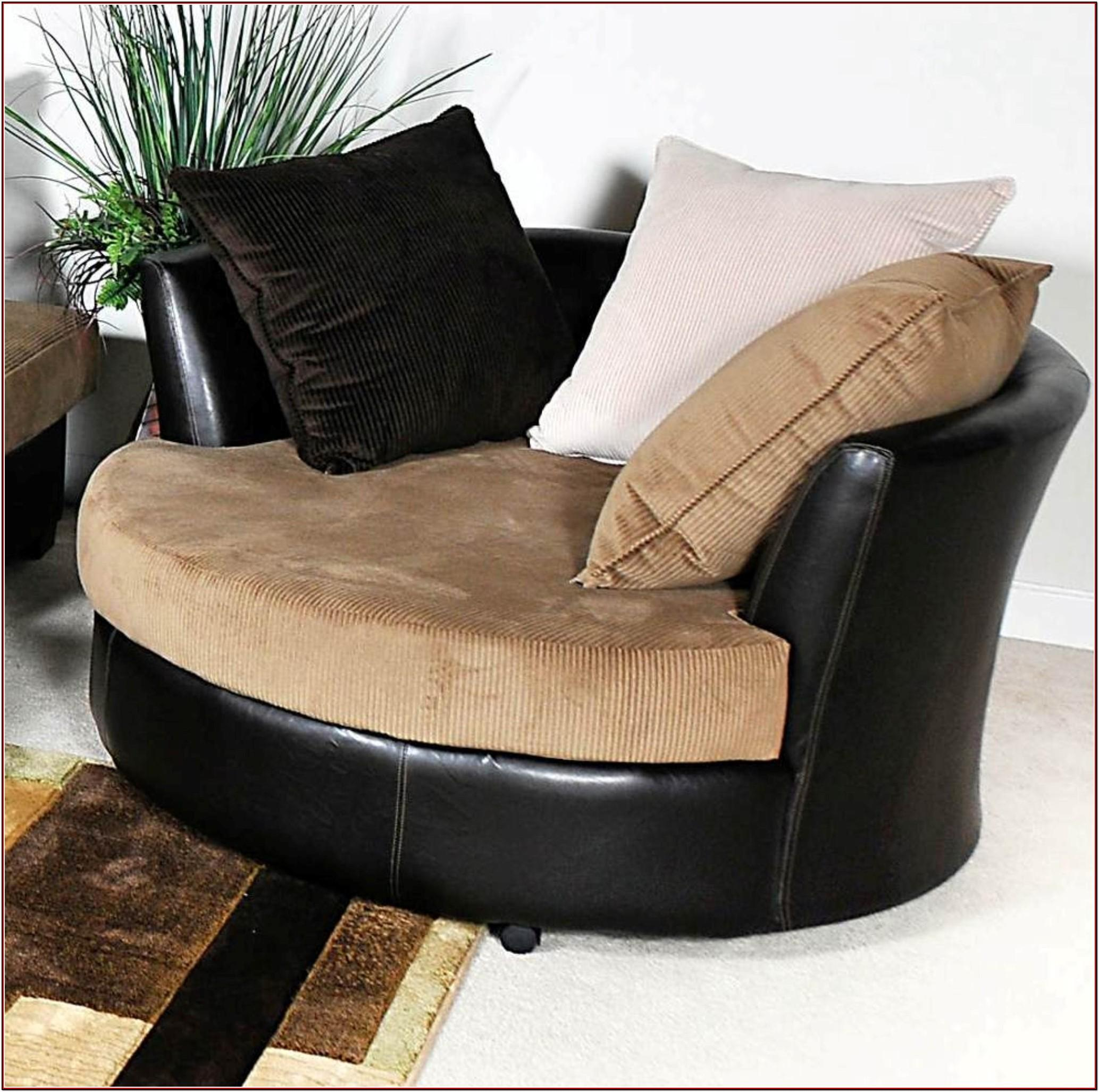 Large Round Chairs For Living Room
