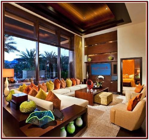 Las Vegas Hotels With Living Rooms