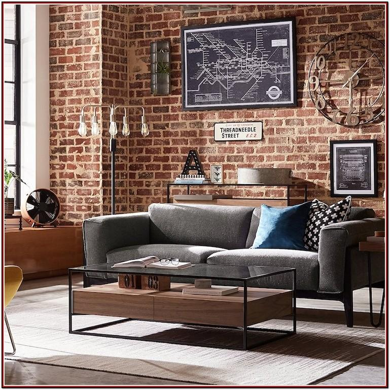 Leather Living Room Furniture For Small Spaces