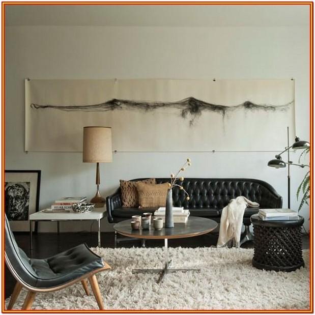 Leather Sofa Black Sofa Living Room Ideas