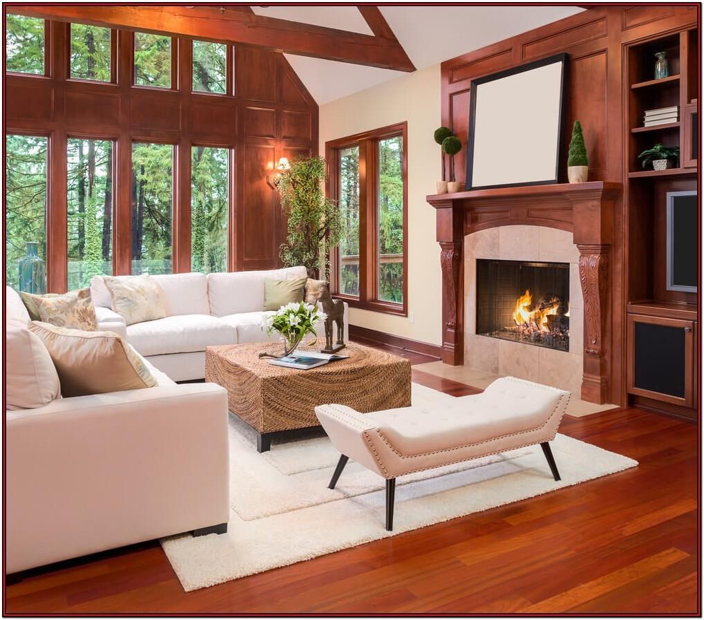 Light Brown Color Living Room