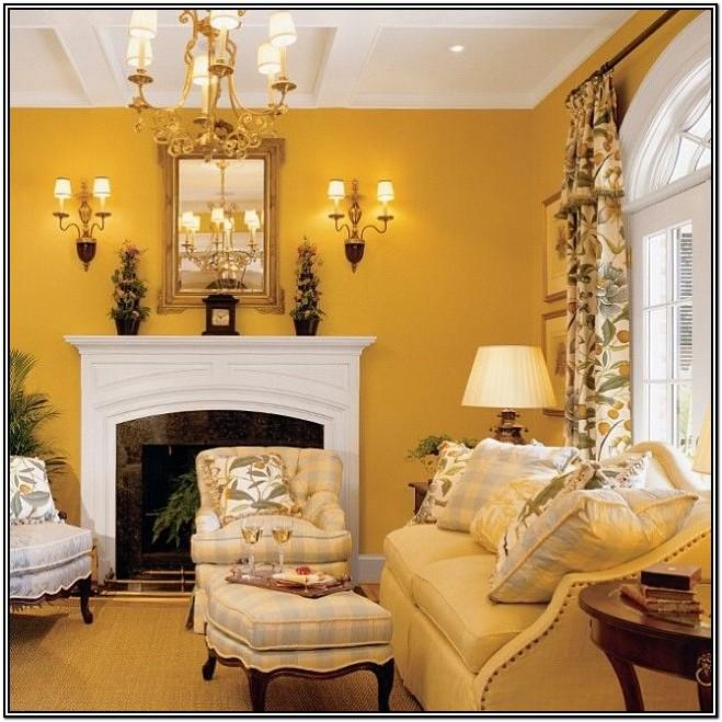 Light Gold Paint Colors For Living Room