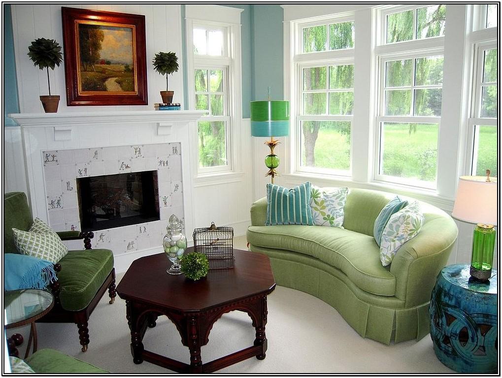 Light Green Furniture Living Room