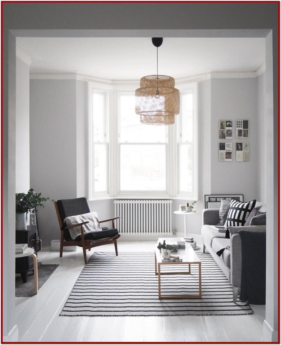 Light Grey Floor Tiles Living Room