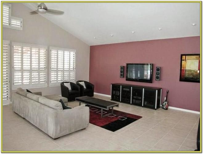Living Room Accent Wall Paint Colors