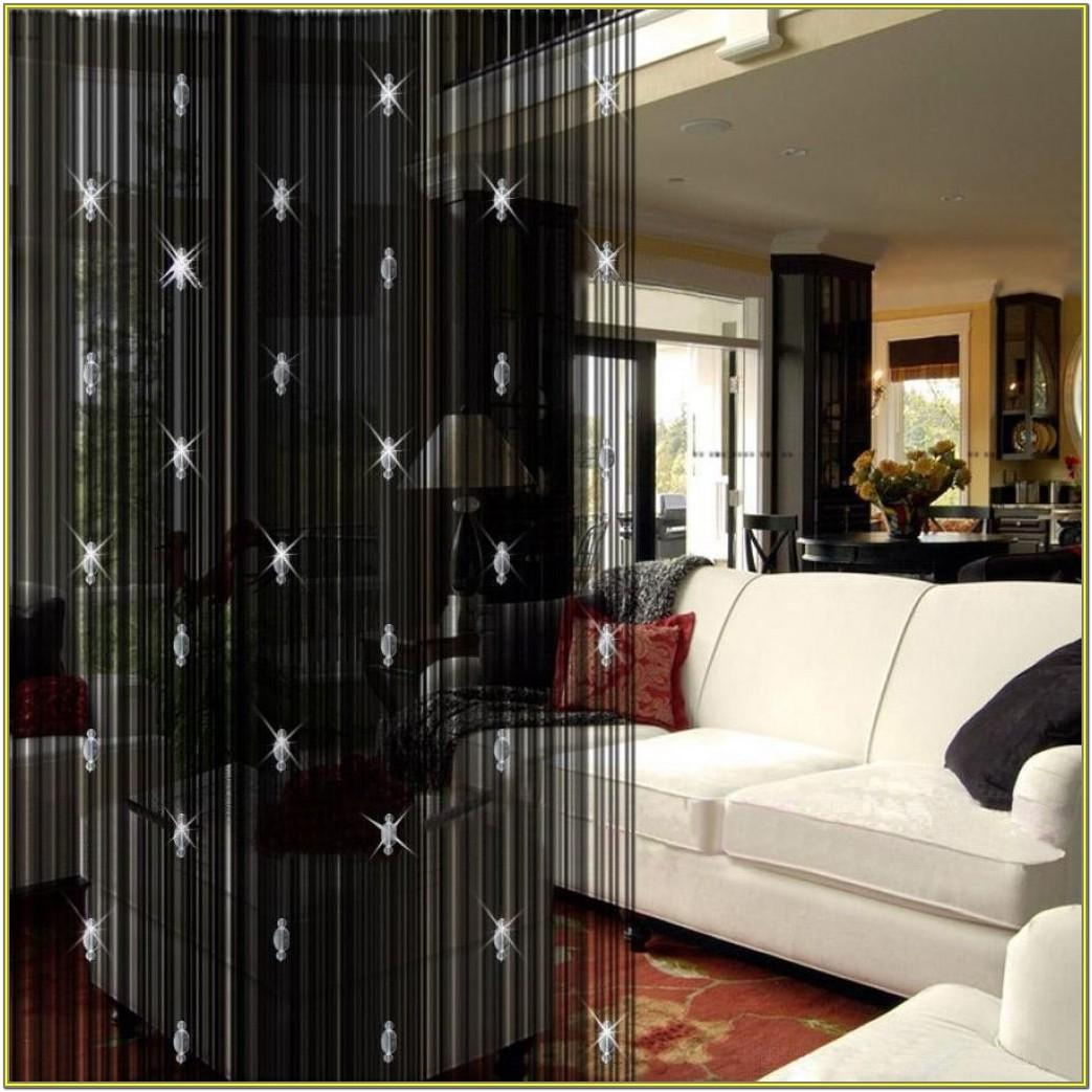 Living Room And Dining Room Partition Curtains