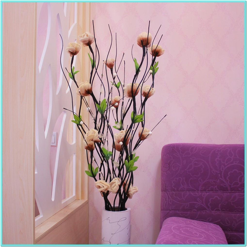 Living Room Artificial Floral Arrangements