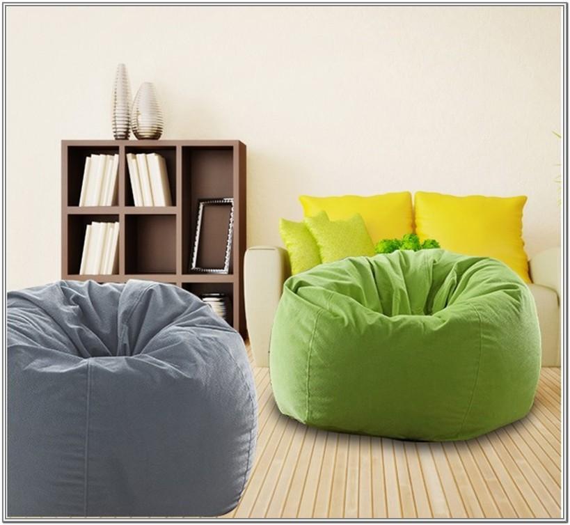 Living Room Bean Bag Furniture