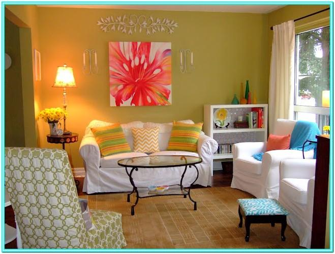 Living Room Bright Dining Room Colors