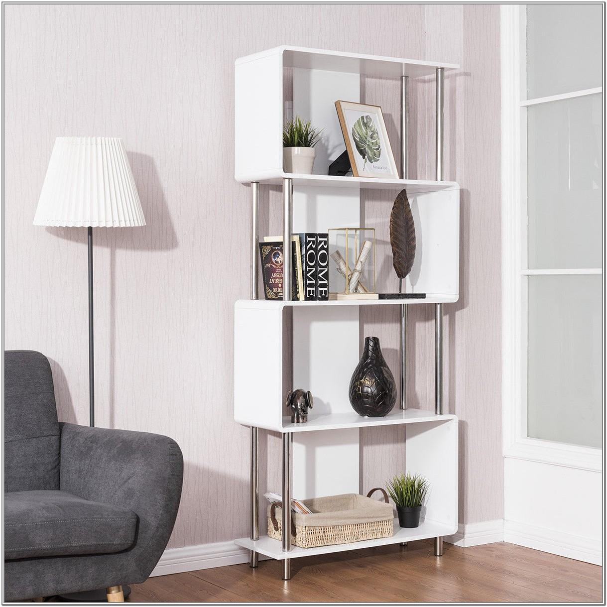 Living Room Cabinet With Shelves