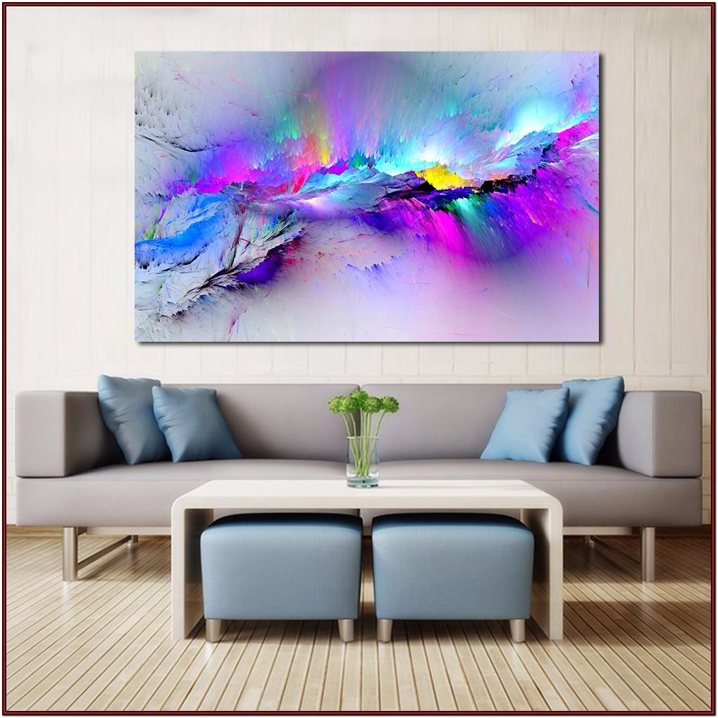 Living Room Canvas Painting Home Decor