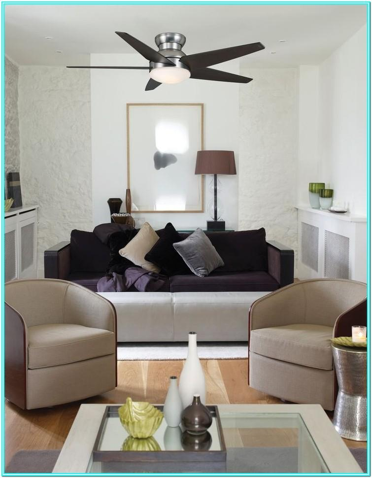 Living Room Ceiling Fan Ideas