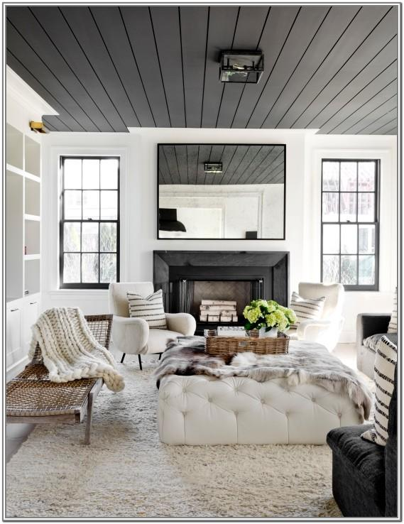 Living Room Ceiling Paint Color