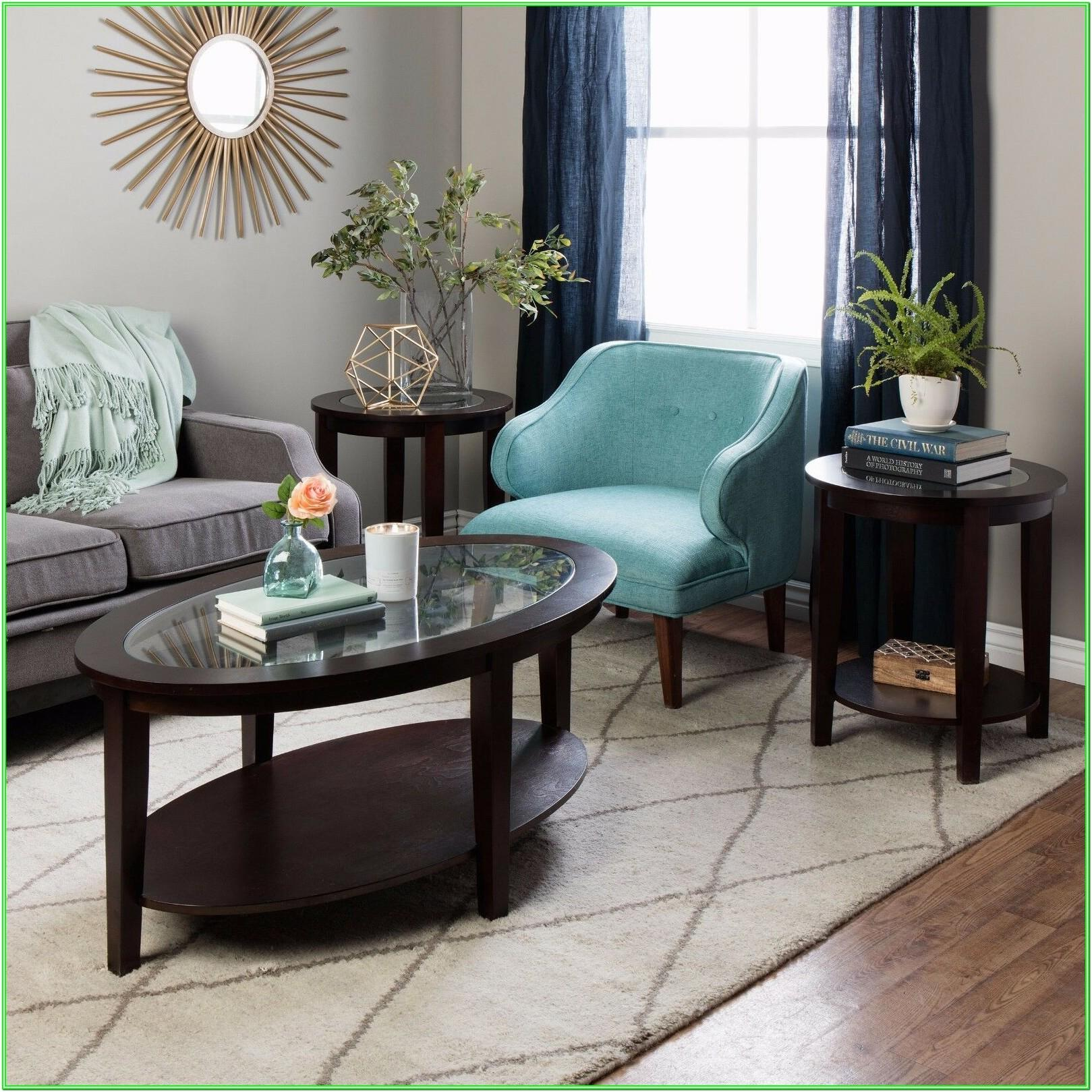 Living Room Coffee And End Tables Sets