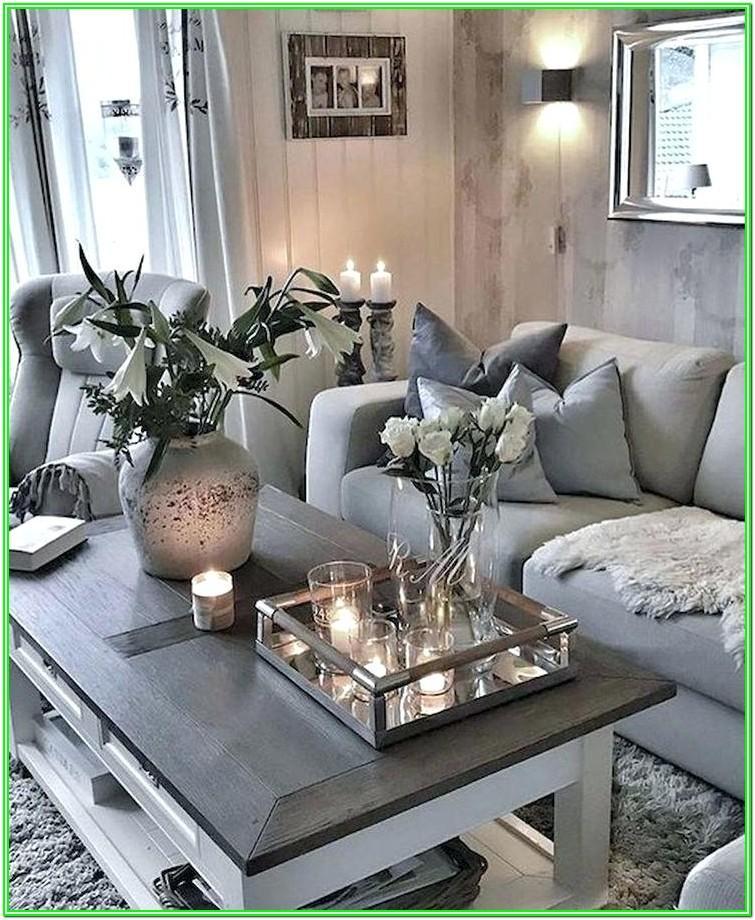 Living Room Coffee Table Centerpiece Ideas