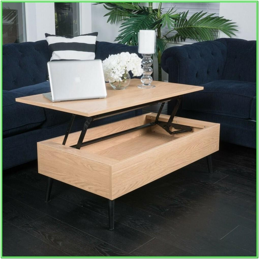 Living Room Coffee Table With Storage