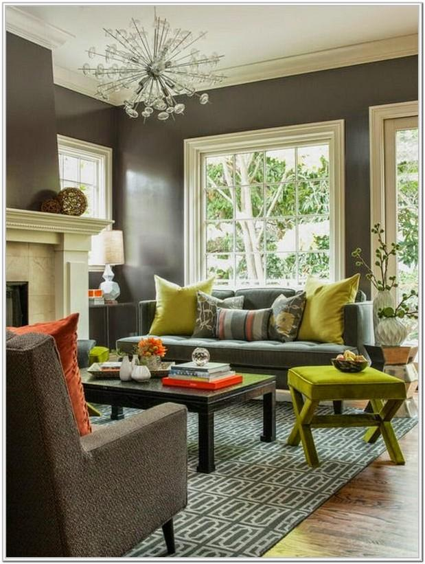Living Room Color Ideas With Black Furniture