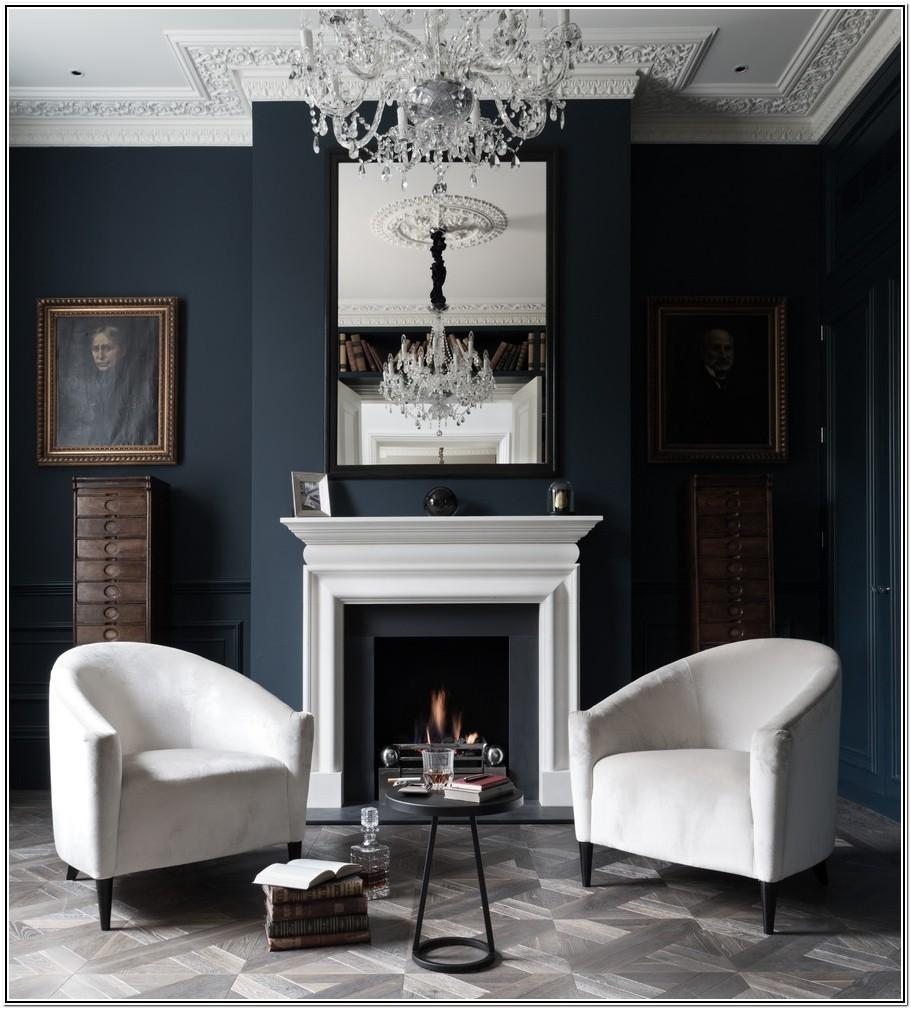Living Room Color Ideas With Dark Furniture