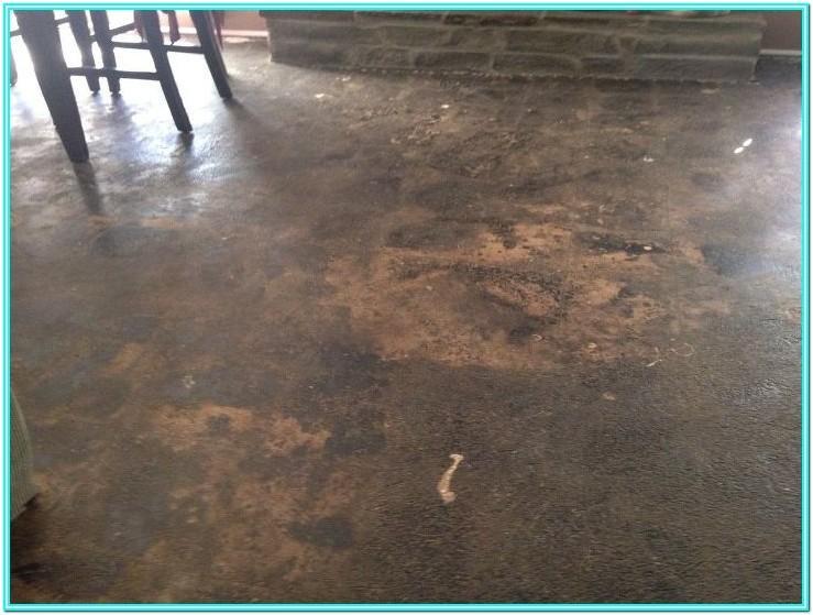 Living Room Concrete Floor Paint Colors