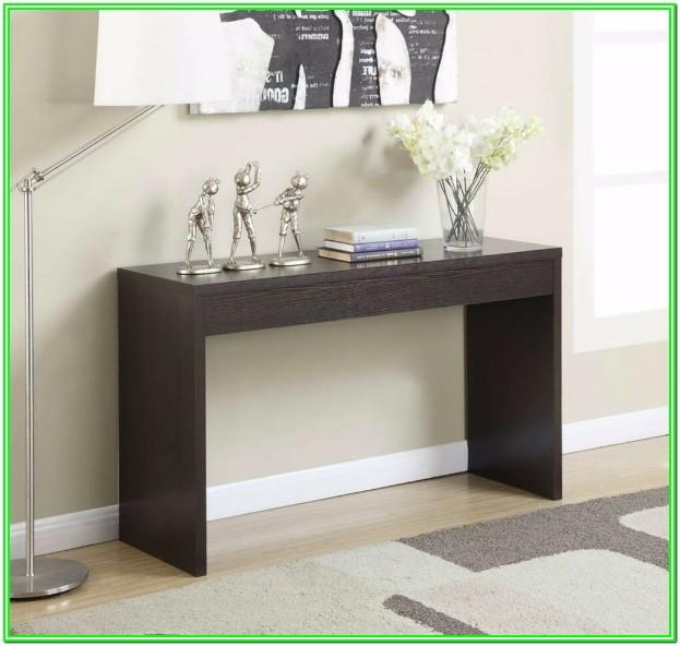 Living Room Console Table Decor Modern