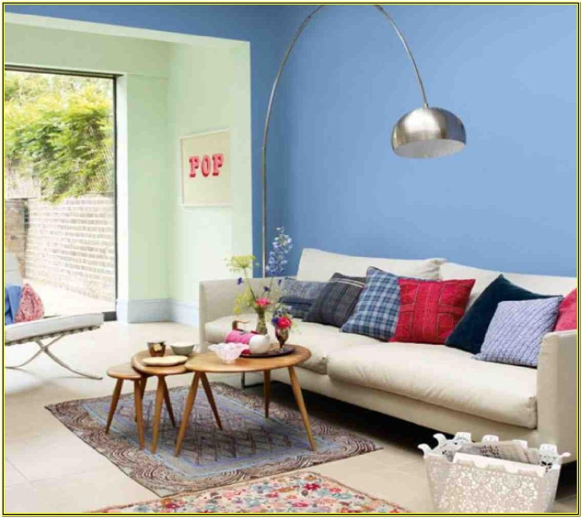 Living Room Contemporary Wall Colors