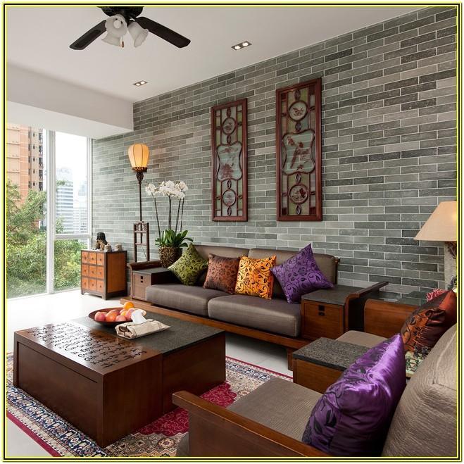 Living Room Cool House Designs Inside