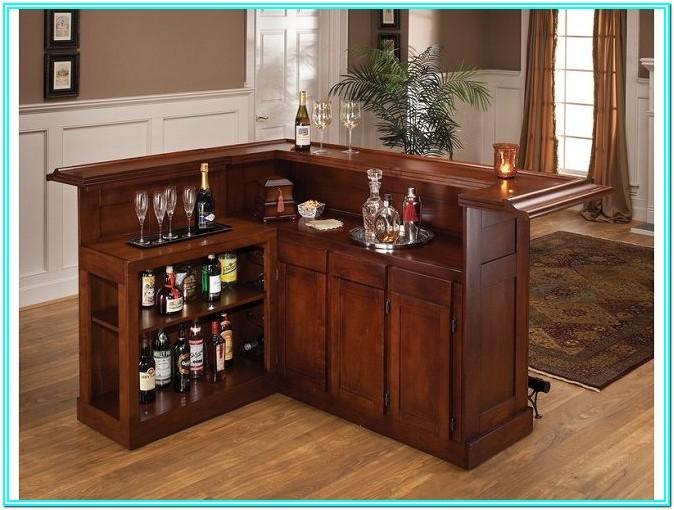 Living Room Corner Bar Ideas