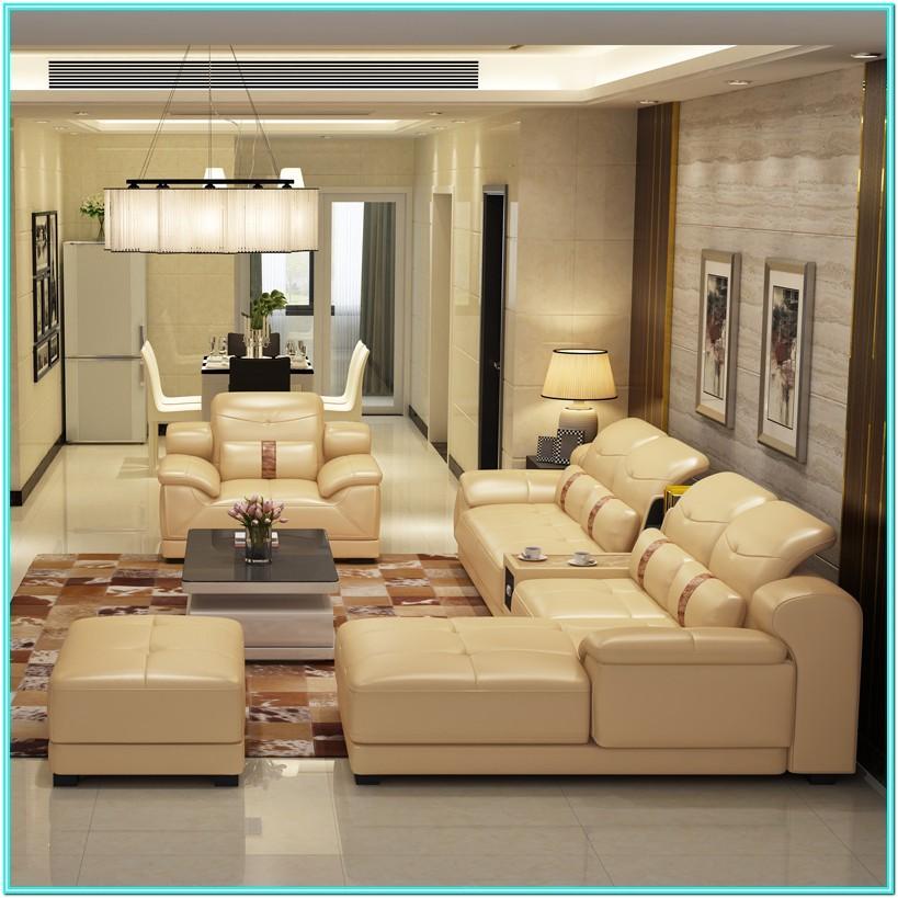 Living Room Corner Sofa Set Design