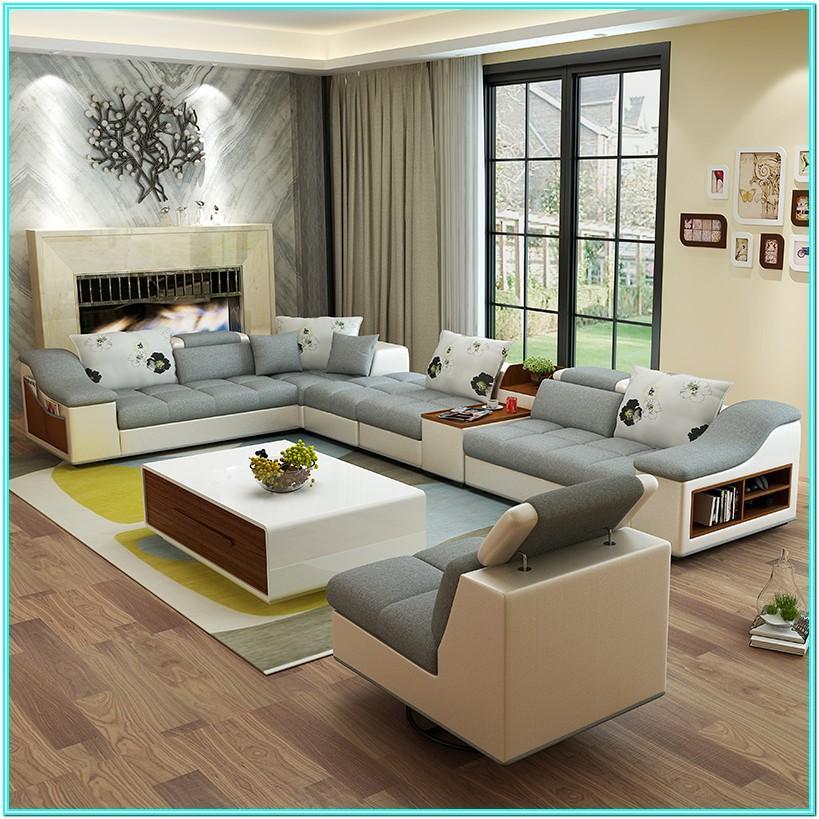 Living Room Corner Sofa Set Images