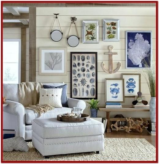 Living Room Country Style Wall Decor