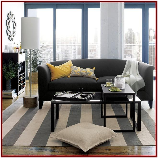 Living Room Crate And Barrel Furniture