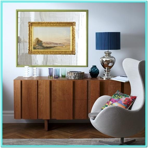 Living Room Credenza Ideas