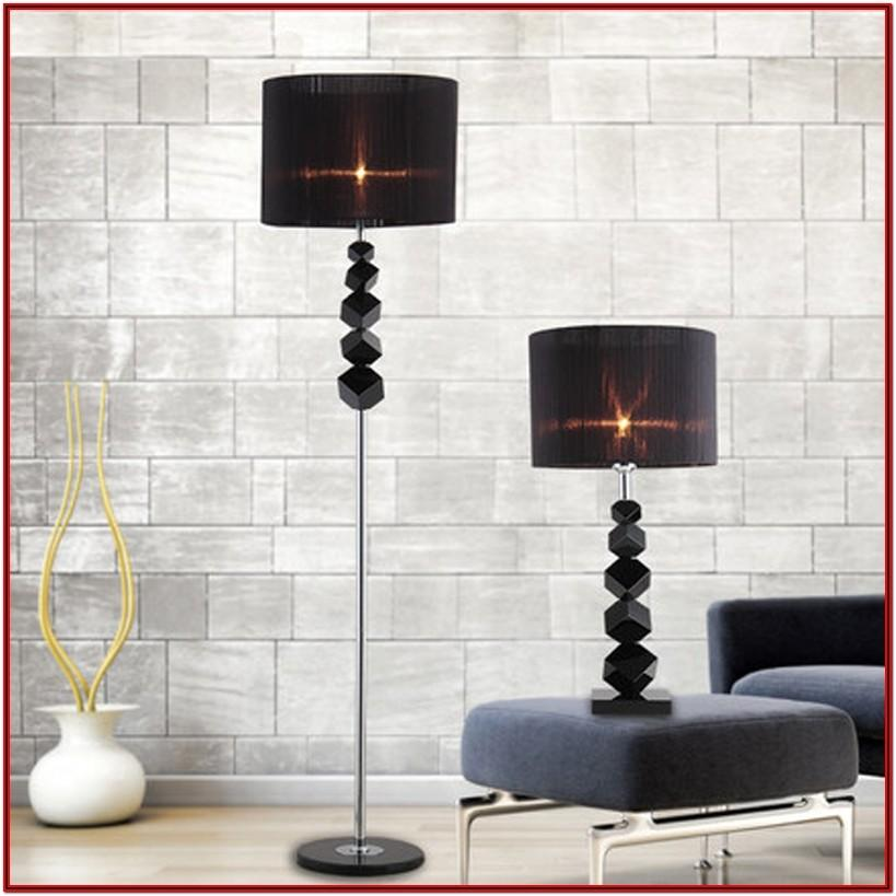 Living Room Crystal Floor Lamps