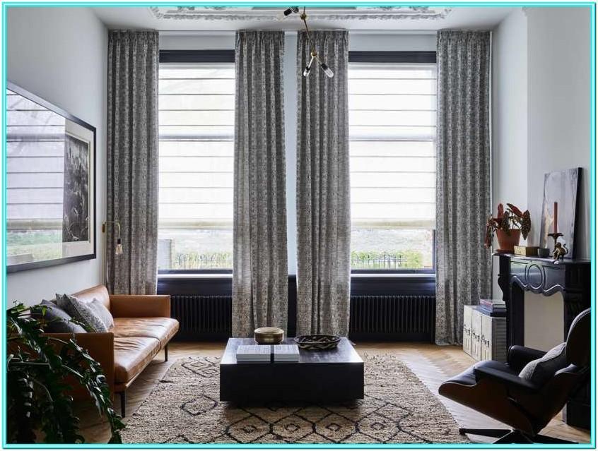 Living Room Curtain Ideas 2019