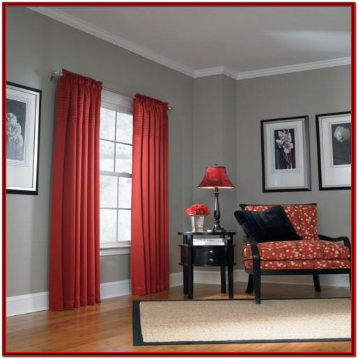 Living Room Curtain Ideas For Grey Walls