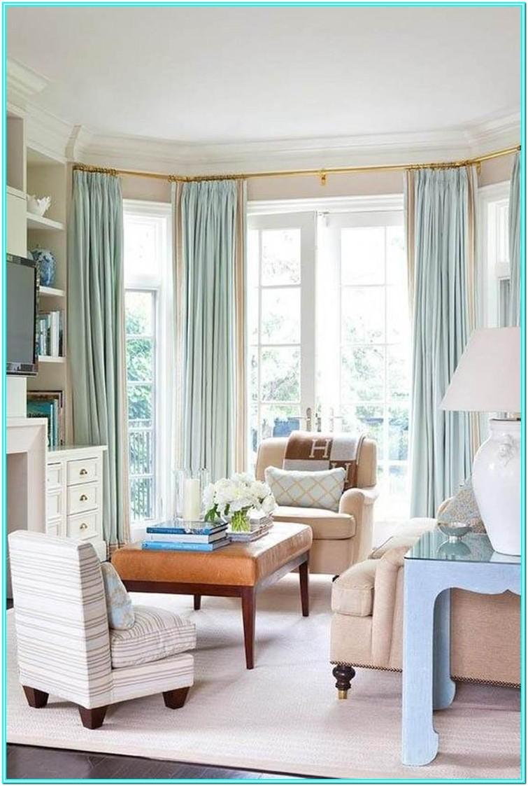 Living Room Curtains Large Window