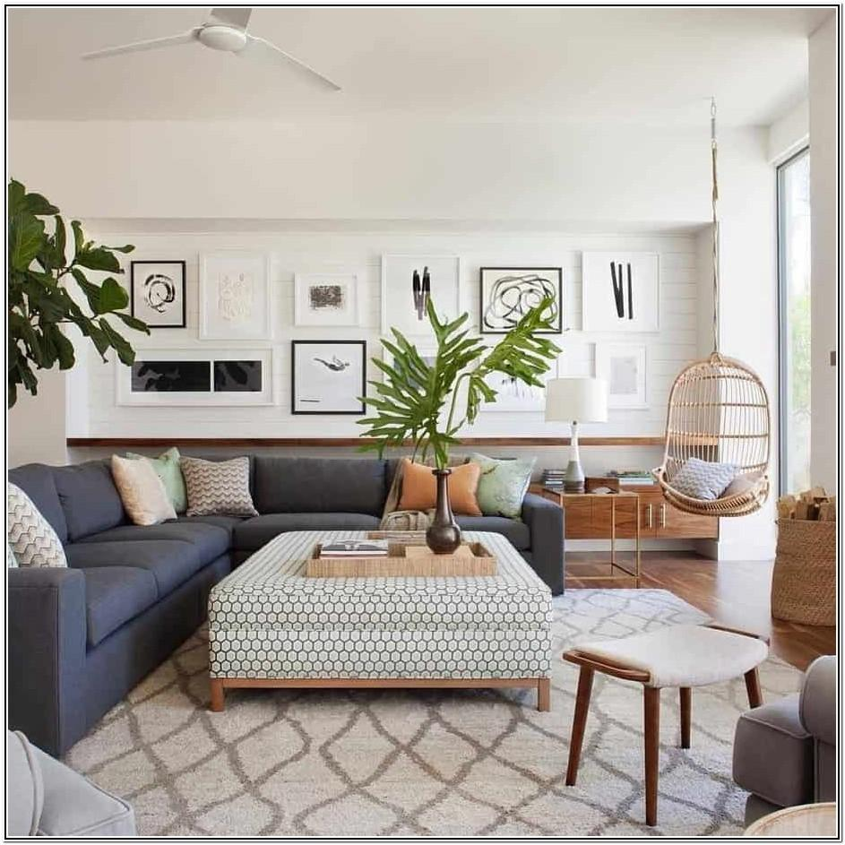 Living Room Decoration 2019