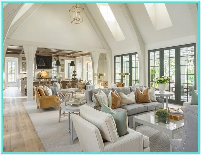 Living Room Design Ideas Open Floor Plan