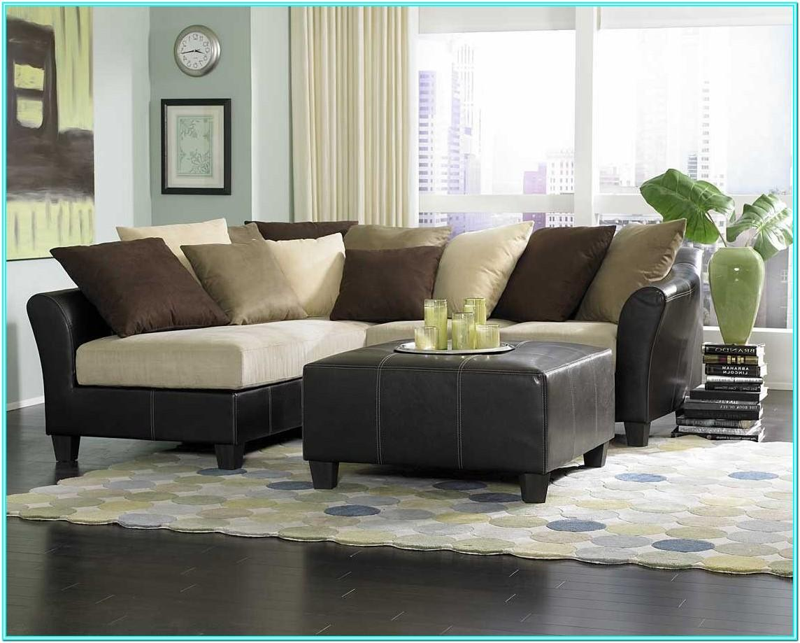 Living Room Design With Sectional