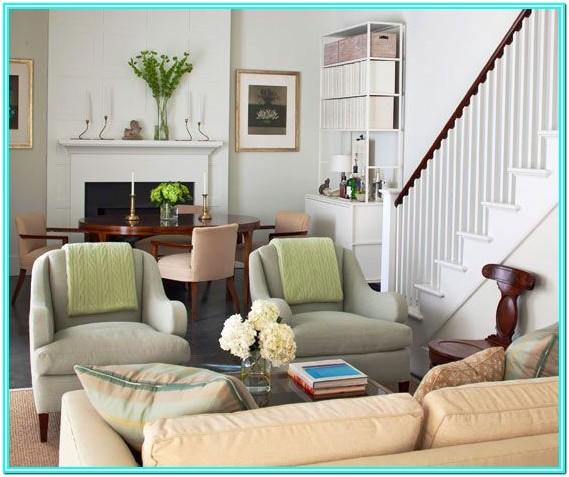 Living Room Dining Room Furniture Layout Examples