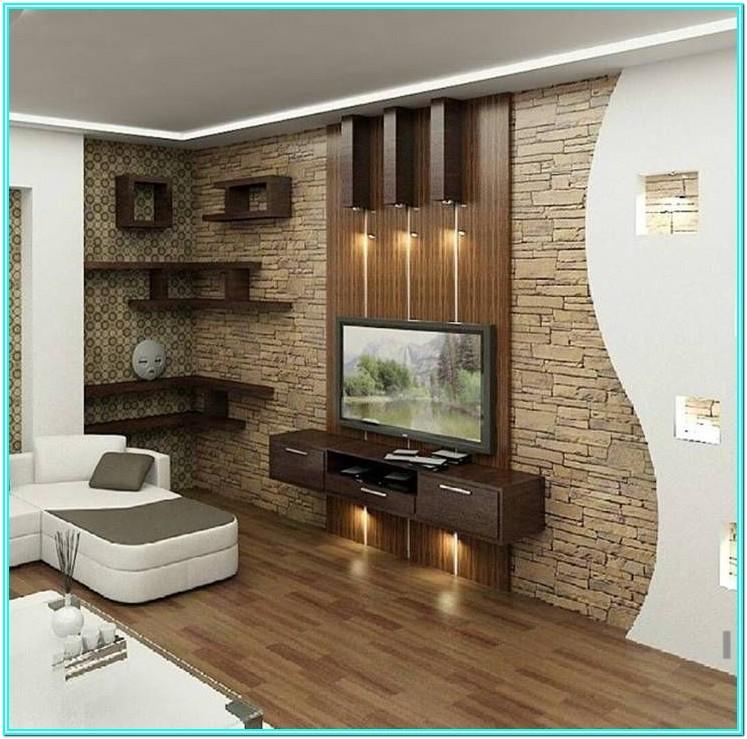 Living Room Divider Design For Tv