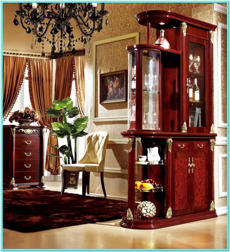 Living Room Divider Furniture Design