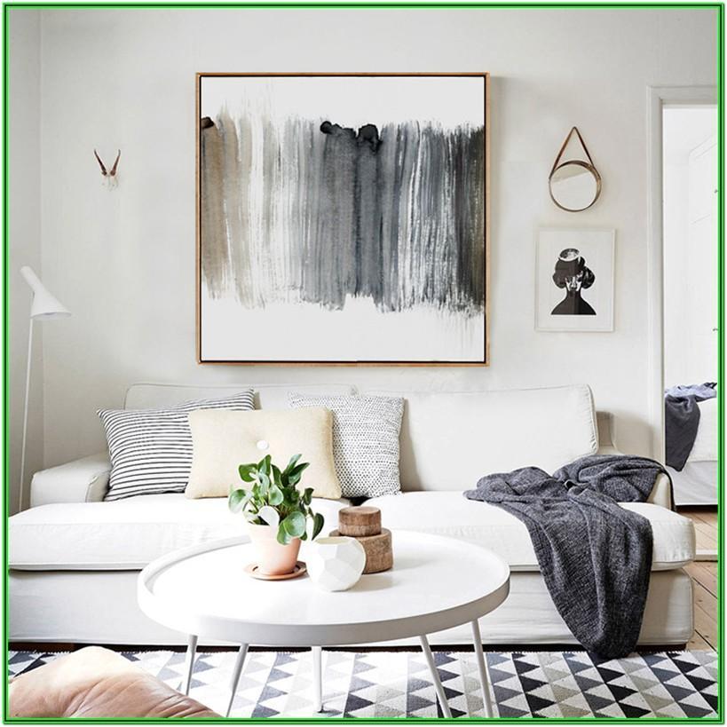 Living Room Diy Wall Art Painting