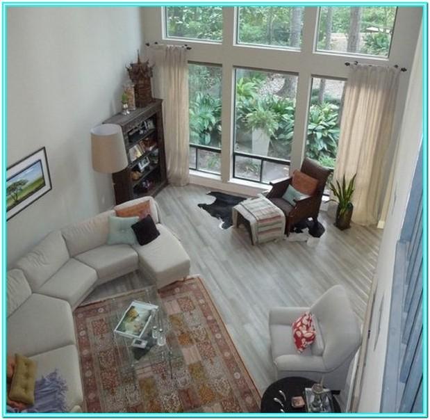 Living Room Door Curtains Ideas
