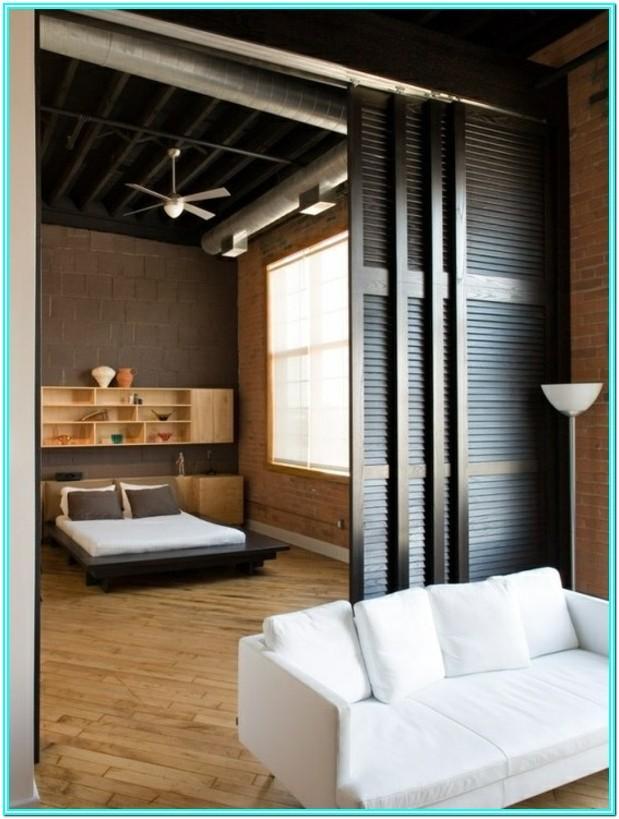 Living Room Door Dividers