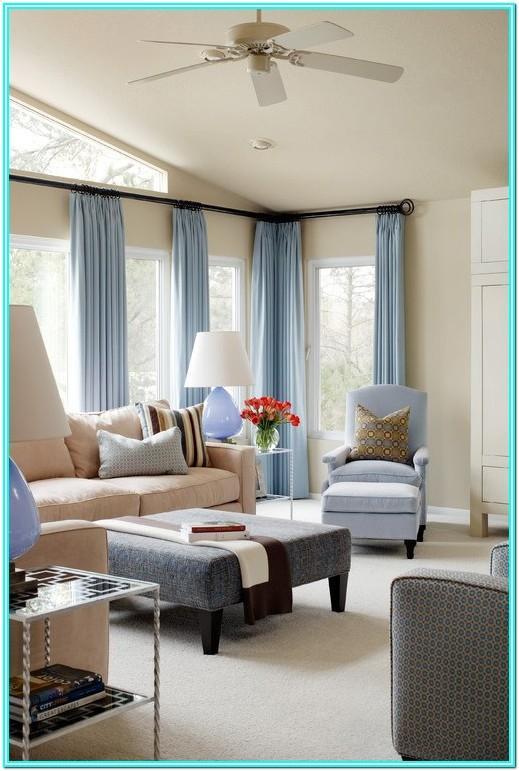 Living Room Drapes Pinterest